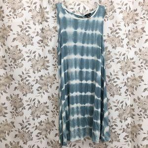 Rue21 blue dress size M